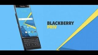 بلاك بيري الجديد بنظام الأندرويد  BlackBerry Priv