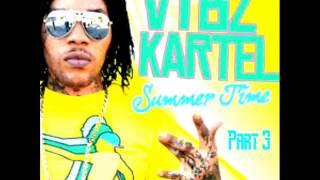 Vybz Kartel - Miami Vice Episode (Summertime Part 3) [Full Song] - May 2014