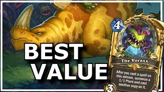 Hearthstone - Best Value Moments | Un'Goro Moments