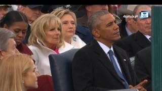 خطاب ترمب في مراسم تنصيبه رئيسا للولايات المتحدة الأمريكية