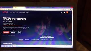 Favourite Netflix Watches