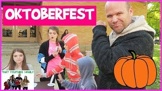 FAMILY FUN FRIDAY - Oktoberfest! I Roblox! / That YouTub3 Family