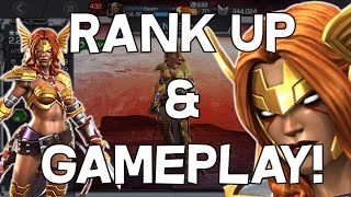 Angela Rank Up, Ability Overview & Gameplay! - Marvel Contest Of Champions