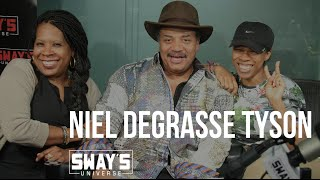 Neil Degrasse Tyson on the Apocalypse, Aliens + How to Travel Forward in Time | Sway's Universe