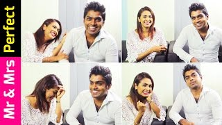 Udari Perera & Prasad Ranasinghe with Starfriends Mr & Mrs Perfect [Episode 03]