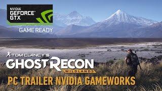Tom Clancy's Ghost Recon Wildlands - PC Trailer: Nvidia GameWorks (4k, 60FPS) | Ubisoft [DE]