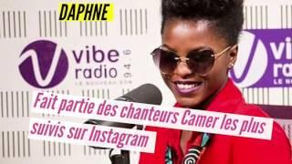 Daphne est l'une des chanteurs Camer les plus suivis sur Instagram