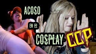 🔥¿COSPLAY DEMASIADO SEXY?🔥Abuso en la CCP - Grecia Villar