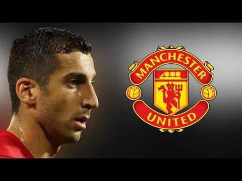 Henrikh Mkhitaryan - Best Goals, Skills & Passes - Pre Season - Manchester United - 2017/18