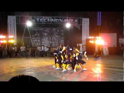 Fictitious Dancer Group at VJTI Technovanza [1/3]