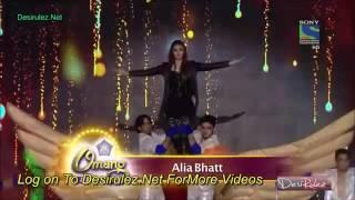 Alia bhatt stunning performance..
