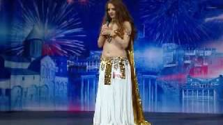 Got Talent - Belly dance - Elen Oriental