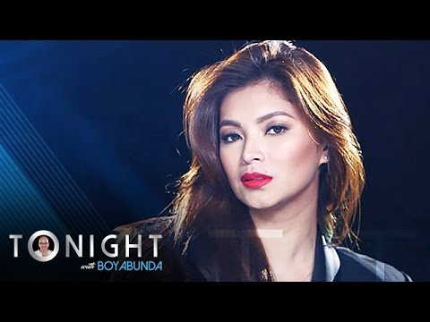 TWBA Fast talk with Angel Locsin