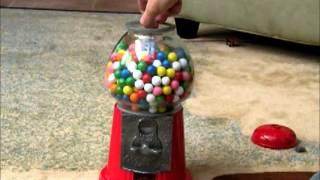 Junior Carousel Gumball Machine