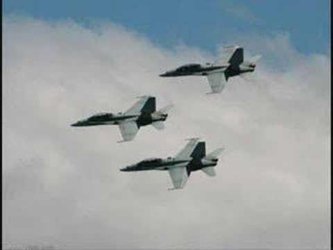 Royal Australian Air Force F/A-18 Hornets