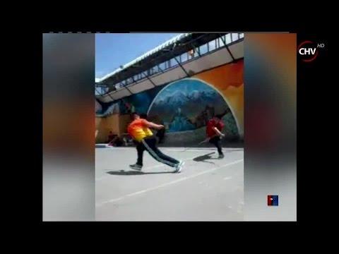 Pelea con estoques en cárcel de San Antonio da cuenta de una presunta riña CHV Noticias