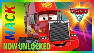 Cars 3 Driven to Win ★ Mack