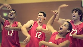 Cheerleaders vs Ballers Dance - Behind the Scenes