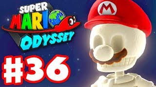Super Mario Odyssey - Gameplay Walkthrough Part 36 - Darker Side 100%! 100% Done! (Nintendo Switch)