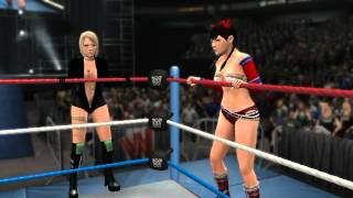 WWE '13 Soft cookie rumble roses