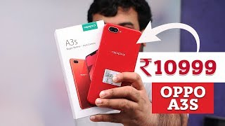 Oppo A3S Mobile Phone Unboxing Malayalam video