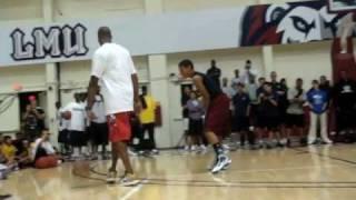 Kobe: You Aint Dunkin On Me at My Camp - KOBE vs Kid, 1 ON 1 ( KOBE CAMP