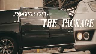 C-NOTE -THE PACKAGE (official music video) 2019