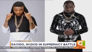 News Trends : Davido,Wizkid in supremacy battle