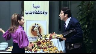 El Ragol Al Ghamed Movie | فيلم الرجل الغامض بسلامتة - عبد الراضي يعقب فى ندوة لحقوق المرأة