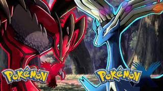 Pokémon X and Y - Xerneas and Yveltal Battle Theme! [Fanmade]