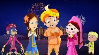 Chhota Bheem and gang