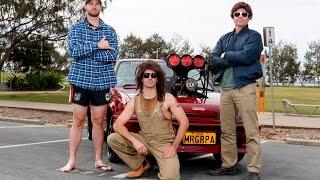 Cappy, J Dub & Gizzy go Gold Coastin' with Red Bull Racing Australia