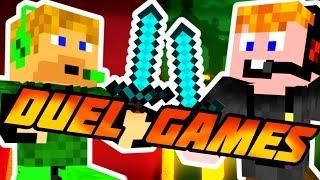 Minecraft - Duel Games [MOST MEGDÖGLESZ!]
