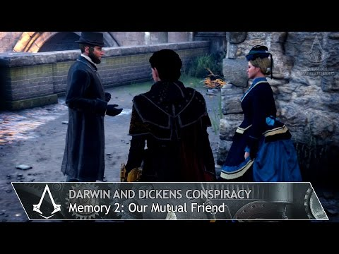 Assassin's Creed: Syndicate - Darwin & Dickens Conspiracy - Mission 2: Our Mutual Friend [100% Sync]