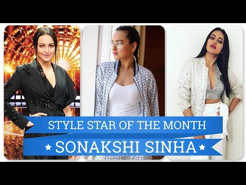 Xxx Mp4 Sonakshi Sinha Style Star Of The Month S01E04 Bollywood Pinkvilla 3gp Sex