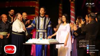 """أغنية """"انا نفسي اقولهالك"""" لهبة مجدي ومحمد محسن من علي خشبة المسرح القومي"""