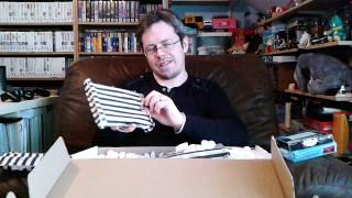Packages & Pickups #85 - April Retro Game Box