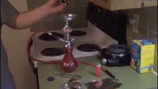 How to set up a hookah(for beginners)