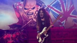 Iron Maiden Live in Hamburg 02.05.2017 (medley)