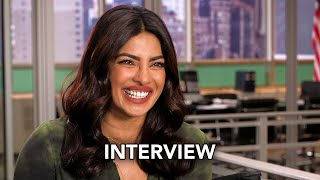 Quantico Season 2: Priyanka Chopra Interview (HD)