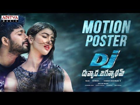 Xxx Mp4 Duvvada Jagannadham Latest Motion Poster DJ Songs Allu Arjun Pooja Hegde Harish Shankar DSP 3gp Sex