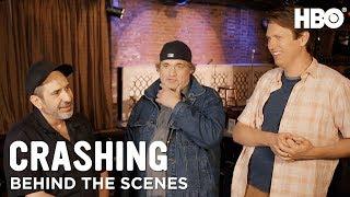 BTS of Crashing Season 2 w/ Pete Holmes, Dave Attell & More   HBO
