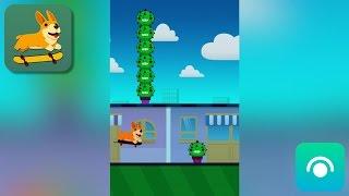 Corgi Pro Skater - Gameplay Trailer (iOS, Android)