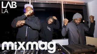 CHRISTIAN RICH future hip hop DJ set in the Mixmag Lab LA