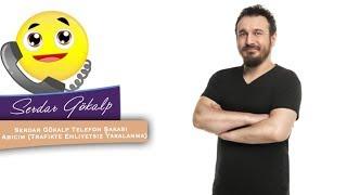 Serdar Gökalp Telefon Şakası - Abicim (Trafikte Ehliyetsiz Yakalanma)