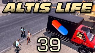 ALTIS LIFE ARMA 3 #39 - Profis bei der Arbeit ⌂ [HD] Let's Play Arma 3 Together