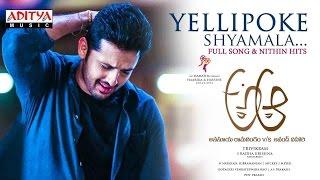 Yellipoke Shyamala Full Song | A Aa Telugu Movie | Nithiin, Samantha, Trivikram, Mickey J Meyer