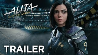 Alita: Battle Angel | Official Trailer – Battle Ready [HD] | 20th Century FOX
