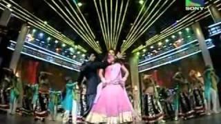Shahrukh and Madhuri
