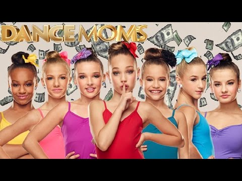 the Top 8 Richest girls on Dance Moms